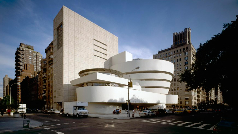 موزه گوگنهایم نیویورک - راهنمای گردشگری